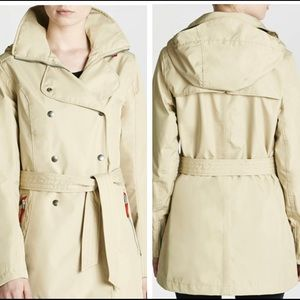 Helly Hansen Wesley waterproof trench coat